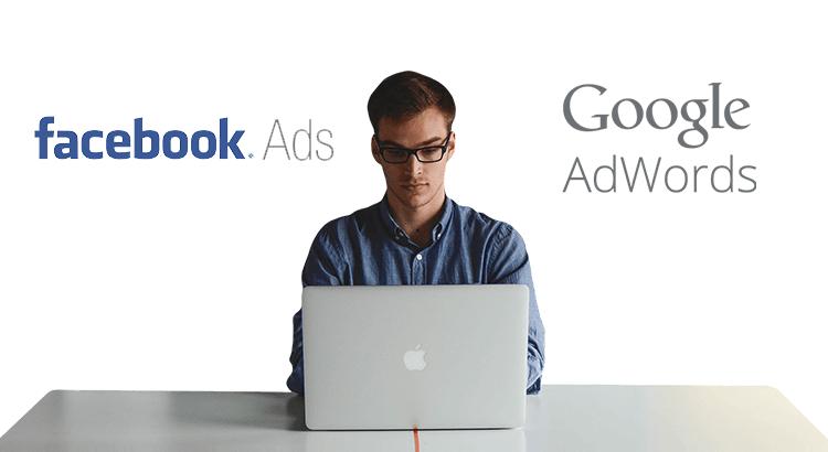 Facebook Ads y Google Adwords, cuál es mejor